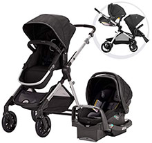 best travel system evenflo pivot xpand