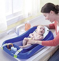 The First Years Sure Comfort Bath Tub. ...