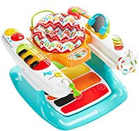 best baby activity center 2018 fisher price 4in1 step play piano