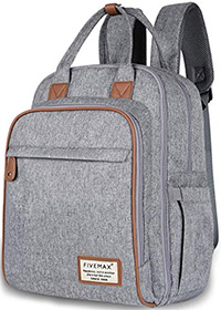 fivemax backpack diaper bag