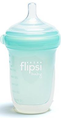 dc47861cd Flipsi Natural Silicone Baby Bottles. best baby bottles flipsi