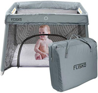 best travel crib flisko 2in1