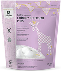 best baby laundry detergent grab green sensitive