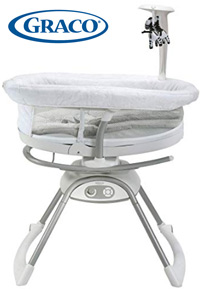 best baby swing graco duet glide lx
