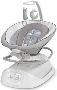 best baby swing graco sense2soothe swing plus rocker
