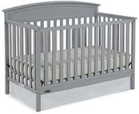 best baby crib 2018 graco benton
