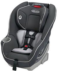 best budget convertible car seat graco contender