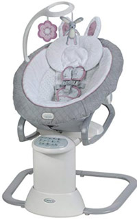 best baby swing graco everyway soother with removable rocker