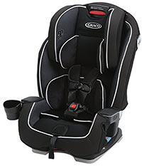 best convertible car seat 2018 graco milestone
