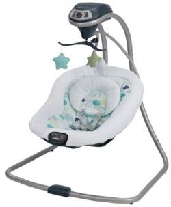 best baby swing graco simple sway