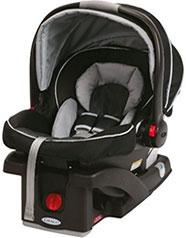best infant car seat graco snugride click connect 35