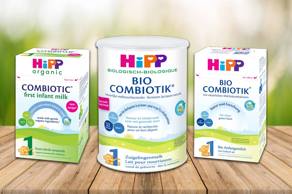 HiPP Combiotik Baby Formula: 2020 Review and Analysis