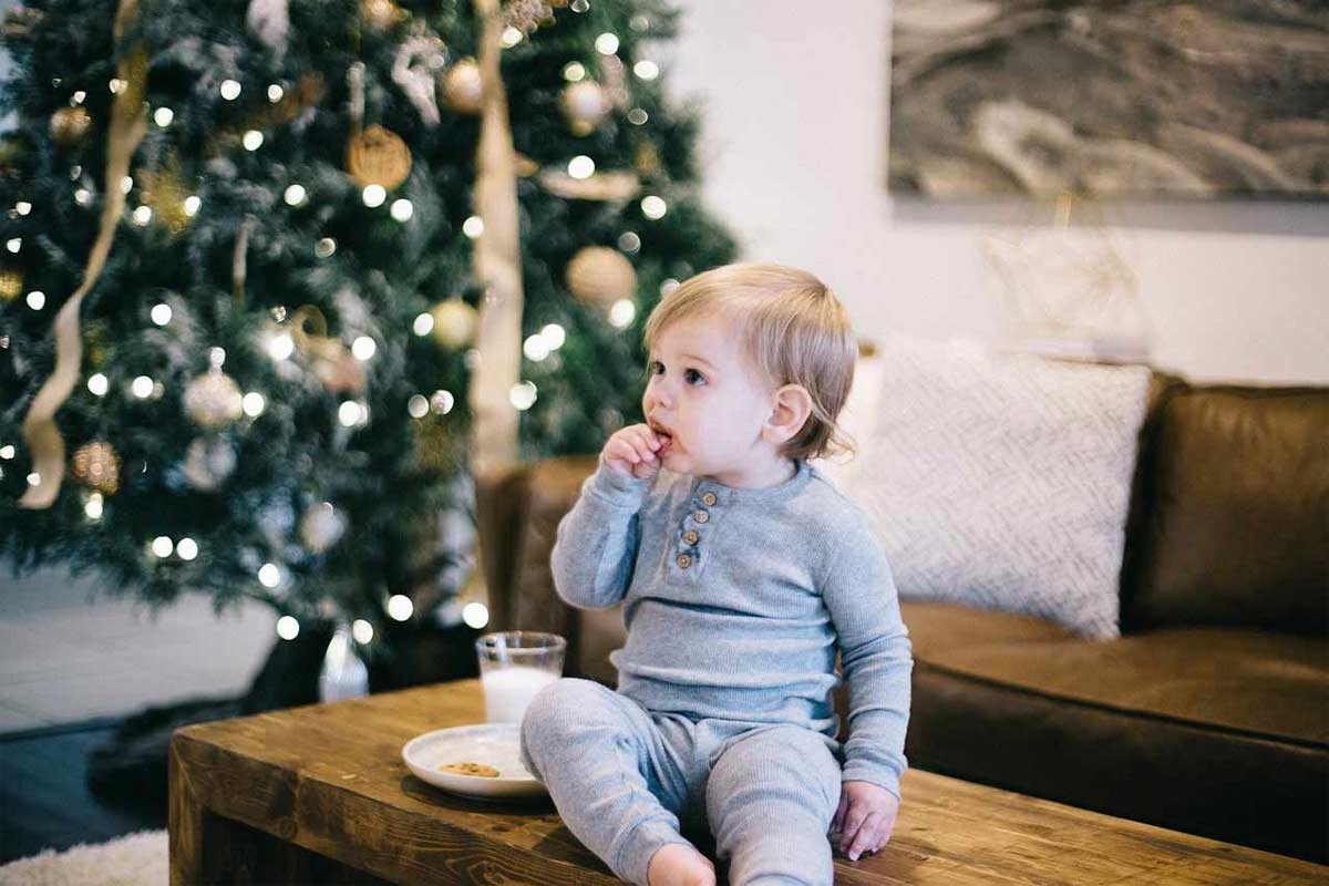 holiday hazards christmas safety babies infants toddlers