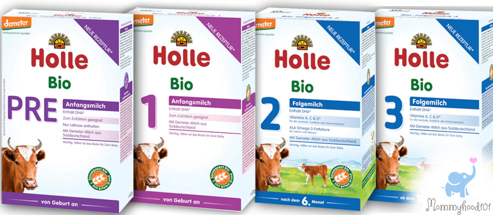 holle bio baby formula review analysis