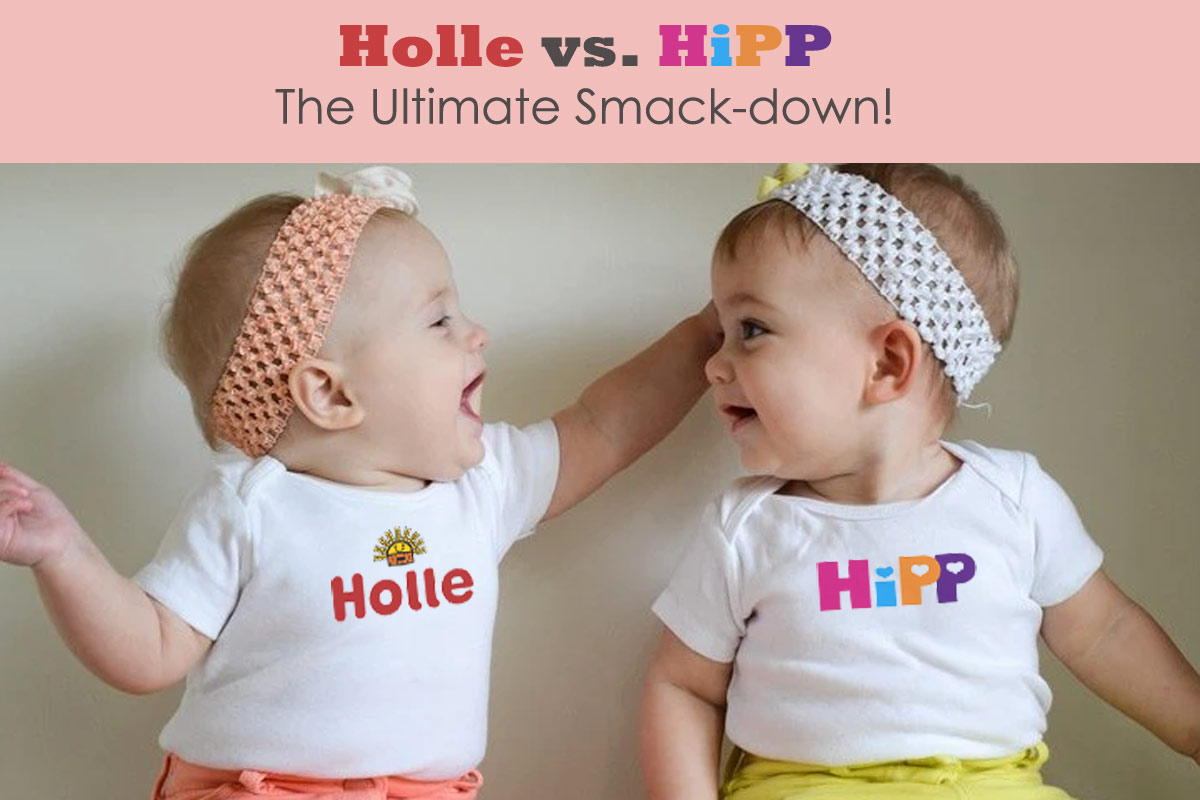 hipp versus holle formula comparison