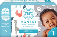best diapers honest company