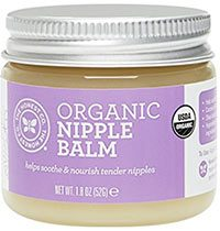 best nipple cream the honest company organic