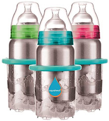 best stainless steel baby bottles innobaby aquaheat