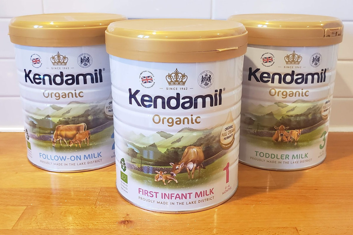 Kendamil Organic Baby Formula Review and Analysis