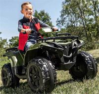 best ride-on toys power wheels kid trax yamaha atv