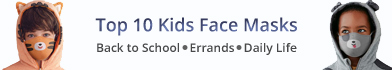 Best Kids Face Masks Reviews