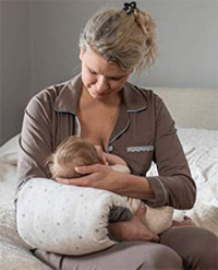 best nursing pillows Lansinoh Nursie Pillow
