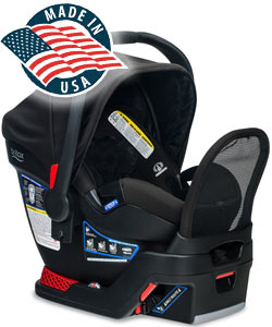 britax endeavors made in usa