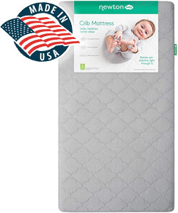 newton crib mattress made in usa