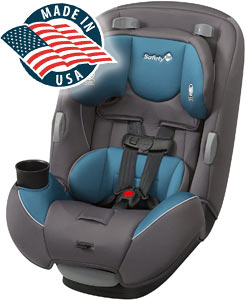 safety 1st continuum made in usa