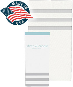 stitch and cradle crib mattress made in usa