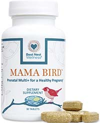 best prenatal vitamins mama bird multivitamins