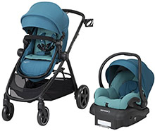best travel system maxi cosi zelia