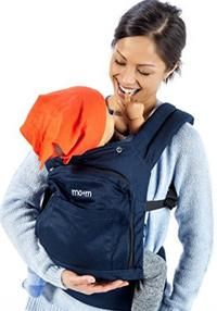 best baby carrier 2018 mo+m