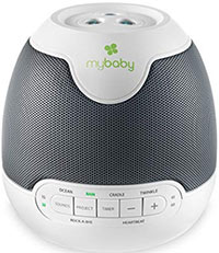 best baby sound machines mybaby soundspa lullaby