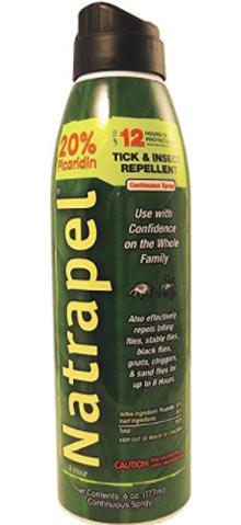 best mosquito repellent natrapel repellent