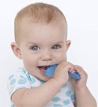 best teething toys nuby teetheez teether