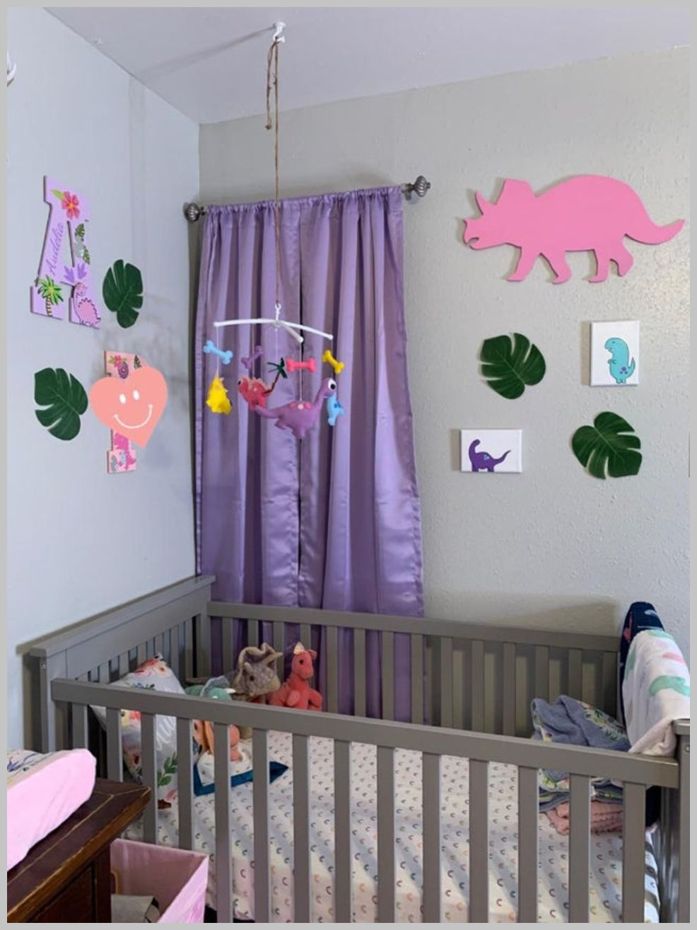nursery animal theme