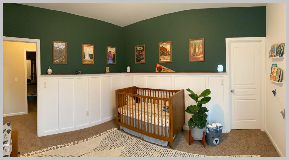 nature nursery theme