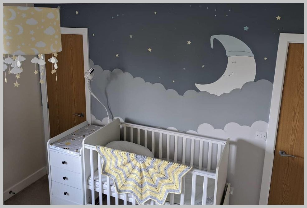 space nursery theme