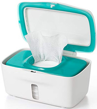 oxo tot perfect pull baby wipe dispenser