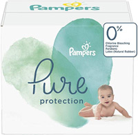 best diapers pampers pure protection