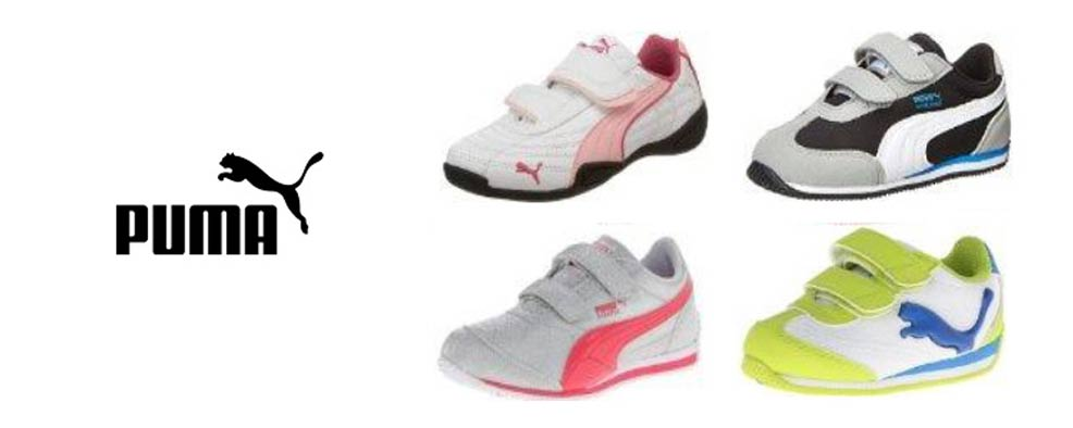 puma toddler walker shoes