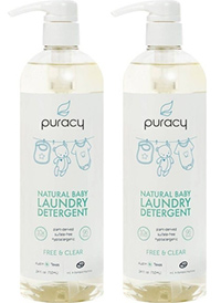 best baby laundry detergent puracy natural