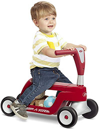 best kids scooter radio flyer toddler scooter