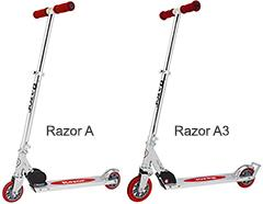 best kick scooter 2018 razor a3