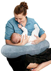best nursing pillows Royexe Inflatable Nursing Pillow