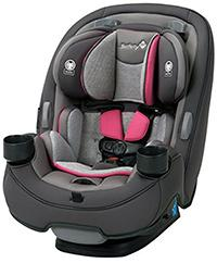 best budget convertible car seat safety 1st grow go