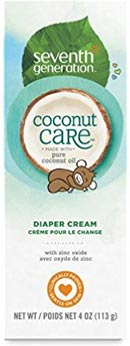 best diaper rash cream seventh generation