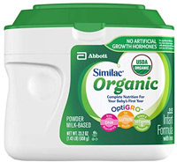 best infant formula similac organic