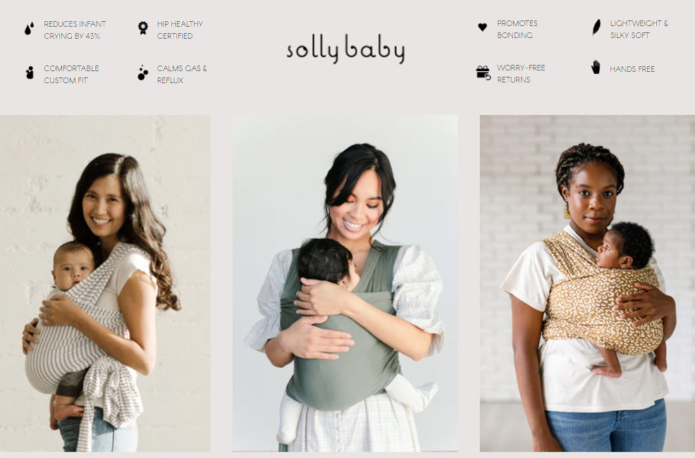 september 2020 baby product giveaway contest solly baby wraps